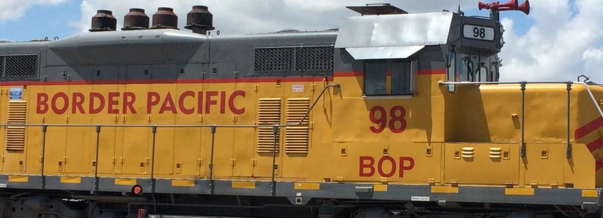 Rio Grande Valley - Rail Transportation